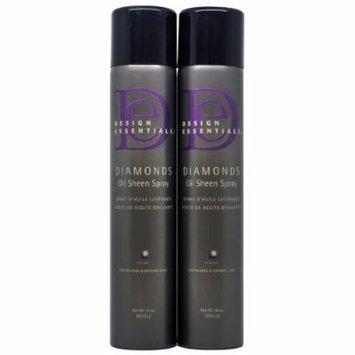 Design Essentials Diamonds Oil Sheen Spray 10 oz
