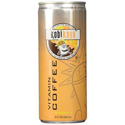 Kobikaya Mocha V Vitamin Iced Coffee