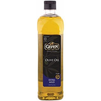 Gefen Extra Mild Olive Oil Daily, 33.8 Ounce