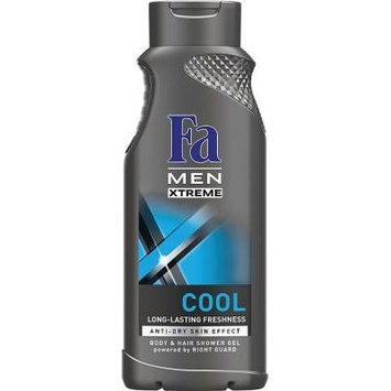 Fa Men Xtreme Cool Body & Hair Shower Gel 400 ml / 13.3 fl oz