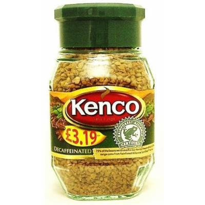 Kenco Decaff Coffee Blend 100g