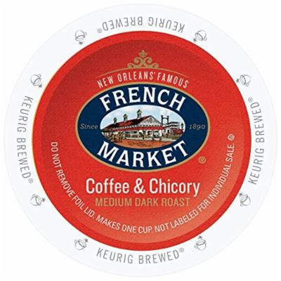 French Market Coffee & Chicory Keurig K-Cups, 48 Count
