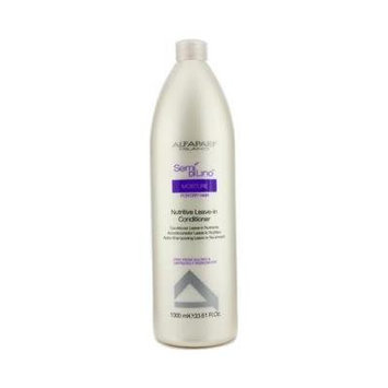 Alfaparf 16356411844 Semi Di Lino Moisture Nutritive Leave-in Conditioner - For Dry Hair - 1000ml-33.81oz