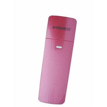 Crazy Cart (TM) USB Rechargeable Nano Handy Mist Sprayer & Mini Portable Facial Moisture Mist Spray & Mist Atomization Facial Humectant Steamer Ionic Sprayer Humidifier (pink)