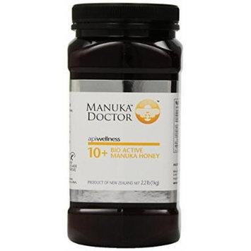 Manuka Doctor Bio Active Honey, 10 Plus, 2.2 Pound