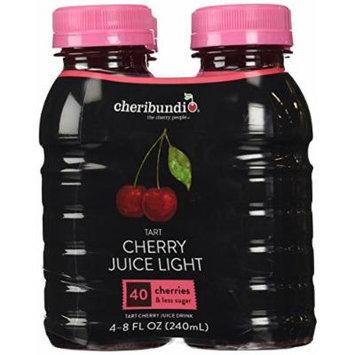 Cheribundi Cherry, Light,8.0 Ounce, 4 Count