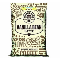 Frozen Bean Premium Powdered Vanilla Bean Frappe Mix 3.5lb Bag