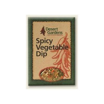 Desert Gardens Spicy Vegetable Dip Mix