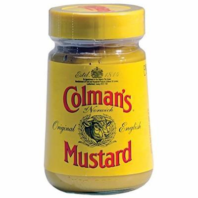 Colman's Mustard 3.53 oz 100g (Pack Of 5)