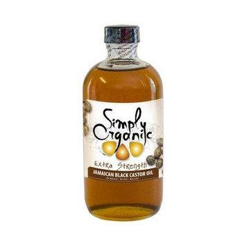 Jamaican Black Castor Oil Extra Strength 4 Oz.