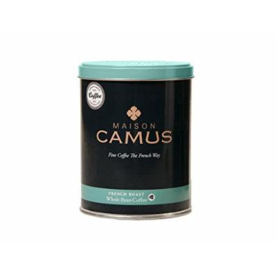 Maison Camus French Roast Whole Beans Coffee, 8.8 Ounce