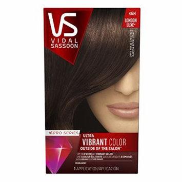 Vidal Sassoon Pro Series London Luxe Hair Color Kit, 4GN Dark Royal Chestnut