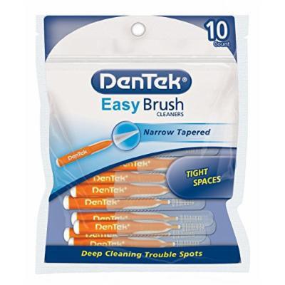 DenTek Easy Brush 10-count (Pack of 1)