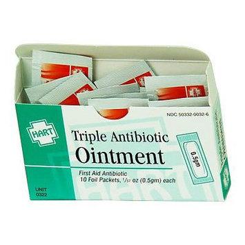 Triple Antibiotic Ointment, 10/Unit