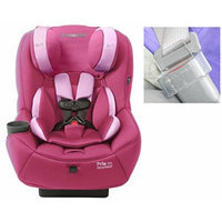 Maxi-Cosi Pria 70 Convertible Car Seat with Easy Clean Fabric PLUS Seat Buckle Safety Guard, Sweet Cerise