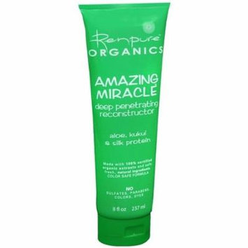 Renpure Organics Amazing Miracle Deep Penetrating Reconstructor 8 fl oz (237 ml)
