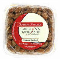 Carolyn's Handmade Gourmet Deli Tub, Hickory Smoked Almonds, 10.5 Ounce