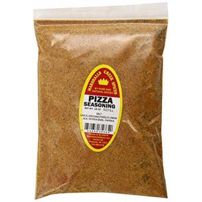 Marshalls Creek Spices Pizza Seasoning Refill, 18 Ounce (Pack of 12)