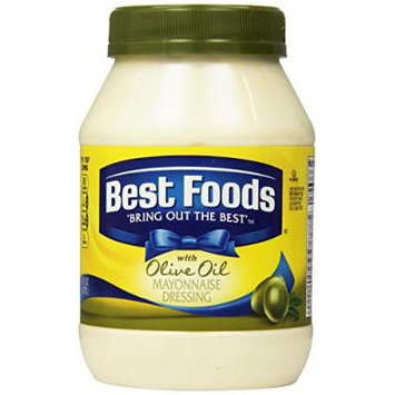 Best Foods Mayonnaise with Olive Oil, 30oz