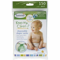 150 ct. Keep Me Clean Disposable Diaper Sacks