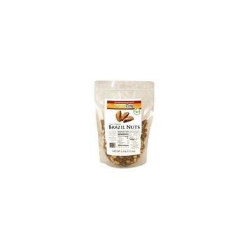 Raw Organic Brazil Nuts-2.5 lbs
