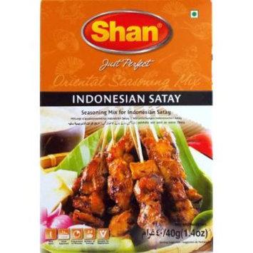 Shan Indonesian Satay Seasoning Mix 6-Pack (1.4 Oz. Ea.)