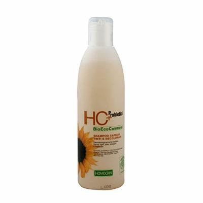Homocrin Natural Shampoo For Treated and Highlited Hair, 8.45-Ounce Bottle