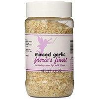 Faeries Finest Minced Garlic, 3.80 Ounce