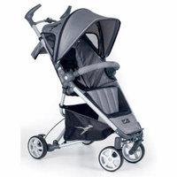 TFK Stroller Dot Grey