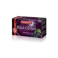 Teekanne Black Currant 20 Tea Bags (Pack of 3)