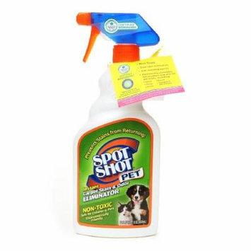 Spot Shot Instant Carpet Stain & Odor Eliminator, Pet 22 fl oz