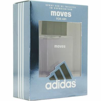 Adidas Moves for Men Eau de Toilette Spray 1.7 oz