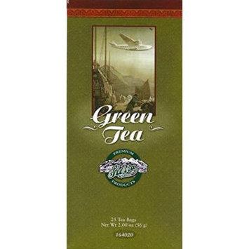 Sierra Brand Tea (Kosher) - 25 Tea Bags (Green Tea)