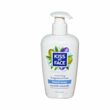 Kiss My Face Moisture Soap Fragrance Free - 9 fl oz Kiss My Face Moisture Soap Fragrance Free - 9 f