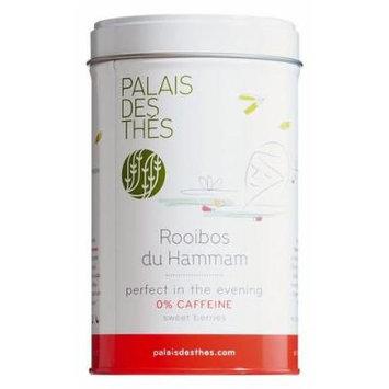 Palais des Thés Rooibos Du Hammam Tea, 3.5oz Metal Tin