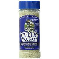CELTIC Sea Salt Shaker, Light Grey, 8 Ounce