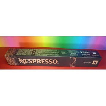 Nespresso 6 Sleeves New Limited Edition Variations 2015 *CIOCCO GINGER *delighting Experience Coffee , Intensity 6, Fresh
