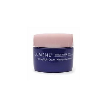 Lumene Time Freeze Firming Night Cream, For All Skin Types 1.7 fl oz (50 ml)