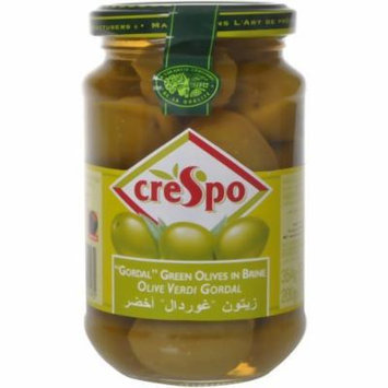 Crespo - Gordal Green Olives In Brine - 354g