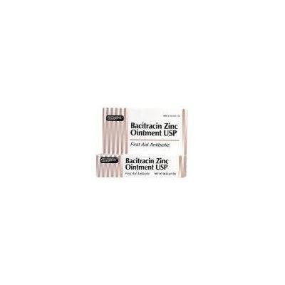 Bacitracin Zinc Ointment, 1 oz Tube, Each