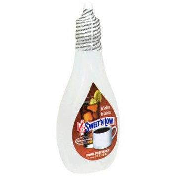 Sweet 'N Low Liquid Sweetener, 8-Ounce Bottles (Pack of 12)