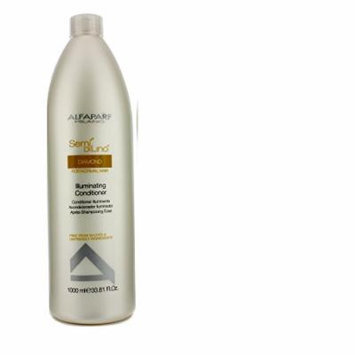 ALFAPARF Sem Di Lino Diamond for Normal Hair Illuminating Conditioner, 33.8 Ounce