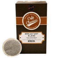 Cafe Classics Coffee Pods, Breakfast Blend, 15-Count (Pack of 3)