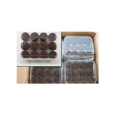 Cakesupplyshop Cc729d Gourmet Selections Ready to Use Uniced Chocolate Cupcakes -72pack
