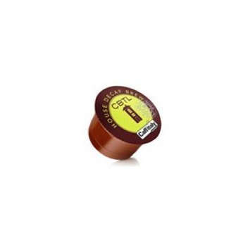 CBTL House Brew Decaf Coffee Capsules - 50 Count