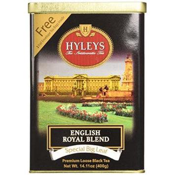 HYLEYS Tea English Royal Tea Blend 14.11 Ounce