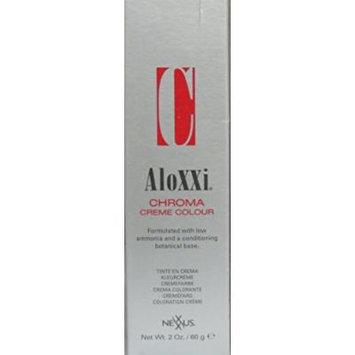 Nexxus Aloxxi Chroma Creme Hair Colour - 2 Oz./60 G (4G -Medium Golden Brown)