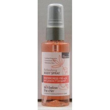 C. Booth Skin Below The Chin Refreshing Body Spray - Watercress Fig 2oz