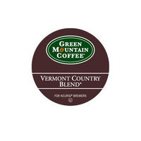 Green Mountain Coffee Vermont Country Blend Fair Trade K-Cup For Keurig Brewers