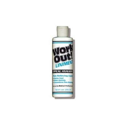 Work Out!® Liniment, 3 Bottle Pack